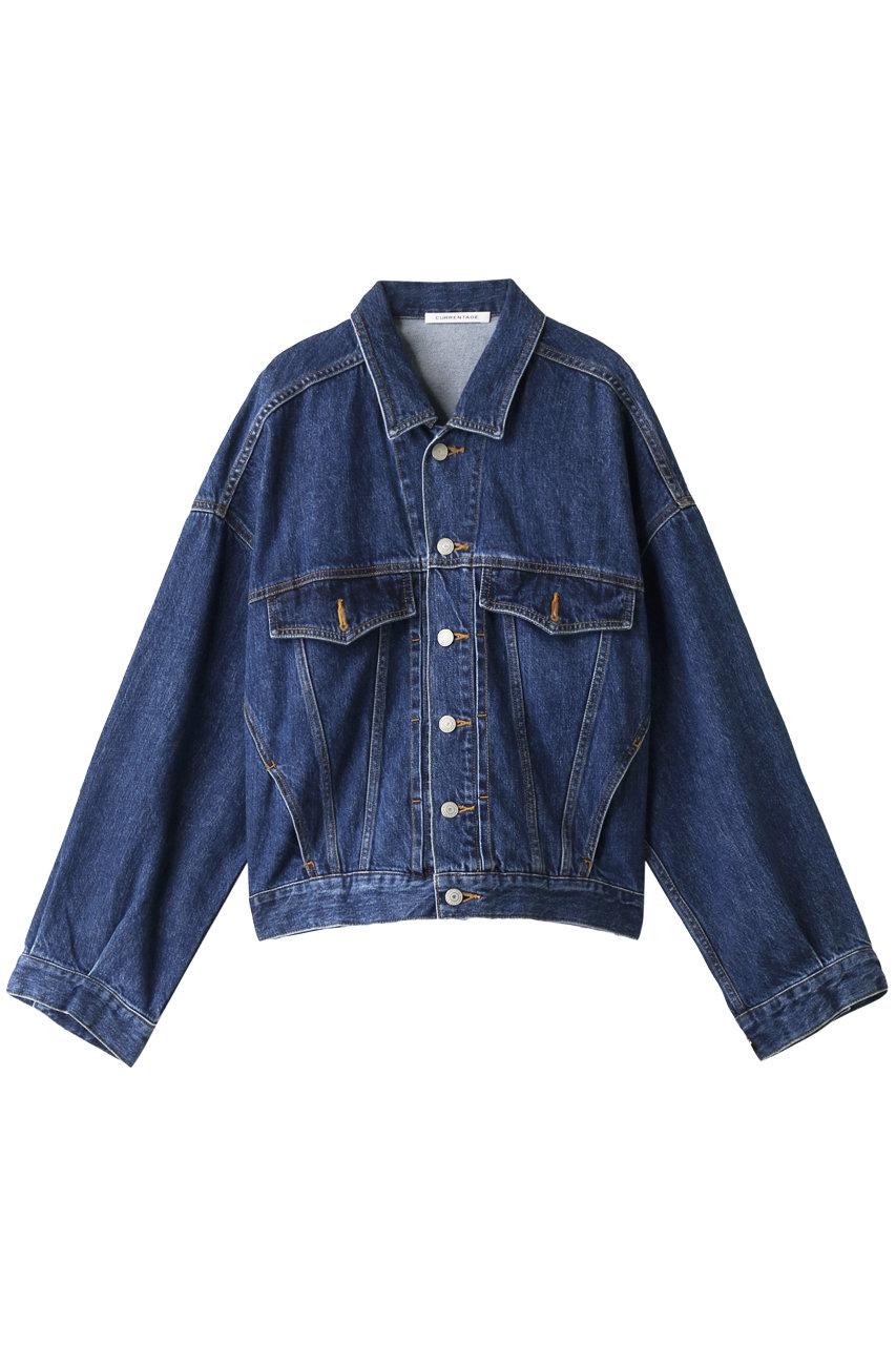 マルティニーク/martiniqueの【CURRENTAGE】ビックジーンズジャケット(インディゴ/A2501FJM249)