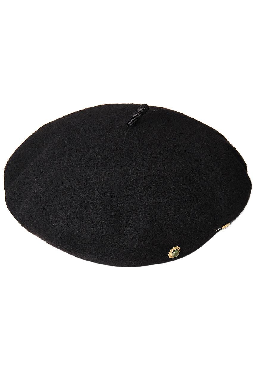 マルティニーク/martiniqueの【Lola】ウールベレー帽(ブラック/A0309PHT240)