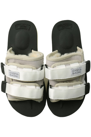 【LAVENTURE martinique】【SUICOKE】ムートンサンダル