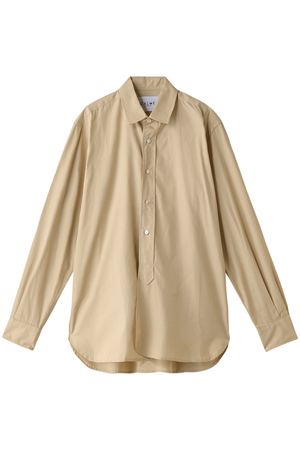 【MEN】【CALME】コットンシャツ マルティニーク/martinique