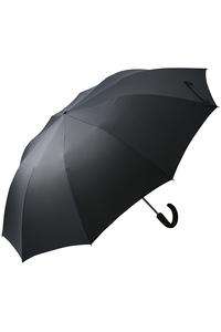 30%OFF!<ELLE SHOP>メンズ(MENS)【FOX UMBRELLAS】折りたたみ傘 ブラック画像