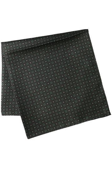 マルティニーク/martiniqueの【MEN】ポケットチーフ(グリーン/A1084PNT908)