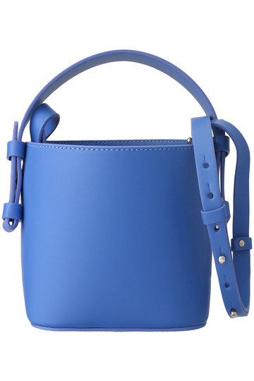 マルティニーク/martiniqueの【NICO GIANI】バケツ型バッグ(ブルー/A0397PBG089)