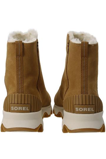 ソレル/SORELのキネティックショート/スノーブーツ(キャメル/NL3128)