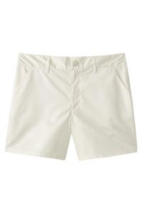 <ELLE SHOP>【Coral veil】H2OFF タフタショートパンツ ホワイト