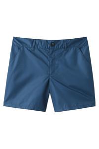 <ELLE SHOP>【Coral veil】H2OFF タフタショートパンツ ブルー