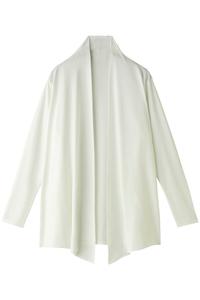 <ELLE SHOP>【Coral veil】サラカラ 羽織 ホワイト