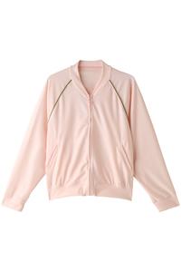 <ELLE SHOP> Reir(水着) レイール(ミズギ) カラーブルゾン ピンク