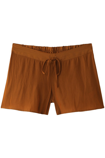 レイール(ミズギ)/Reir(水着)の【Reir Beach】デシンショートパンツ(ブラウン/55-57-7-7176)