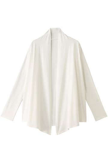 レイール(ミズギ)/Reir(水着)の【Coral veil】Solidガウン(ホワイト/55-58-8-8704)