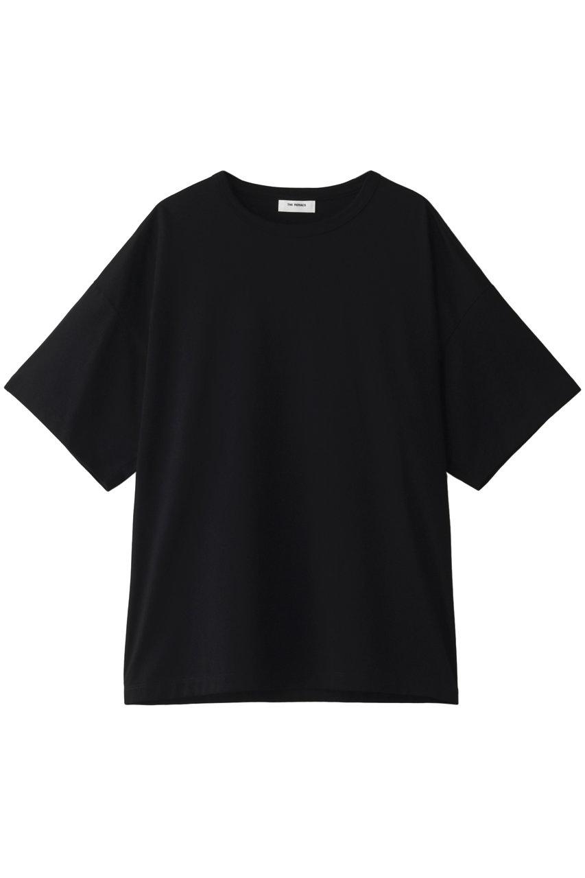 ザ・リラクス/THE RERACSの【UNISEX】オーバーサイズTシャツ(ブラック/21SS-RECS-287-J)