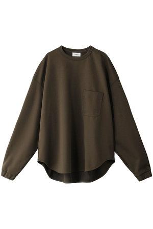 【予約販売】【MEN】エアフィールズストラクチャーロングスリーブTシャツ