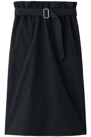 【予約販売】ミドルベルテッドスカート ザ・リラクス/THE RERACS
