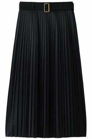 【予約販売】ミドルプリーツスカート ザ・リラクス/THE RERACS