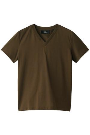 【予約販売】VネックベーシックTシャツ