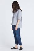 ダンプストライプシャツ フローレント/FLORENT