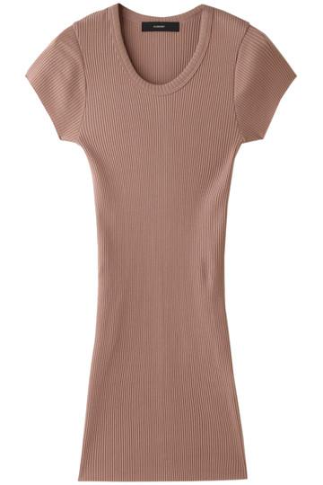 テレコWフレンチスリーブTシャツ フローレント/FLORENT