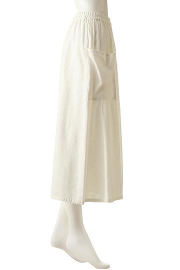 フレンチリネンギャザーロングスカート フローレント/FLORENT