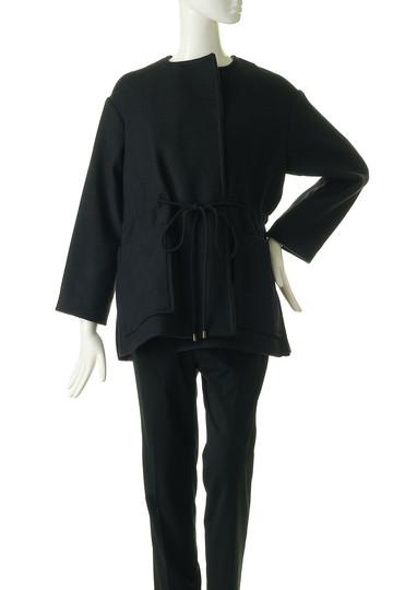 フローレント/FLORENTのプレミアムリバーストリングジャケット(ブラック/1805F02003)