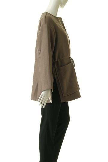 フローレント/FLORENTのプレミアムリバーストリングジャケット(ライトカーキ/1805F02003)