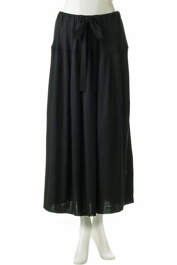 フローレント/FLORENTのウールフライスジャージースカート(ネイビー/1805F06014)