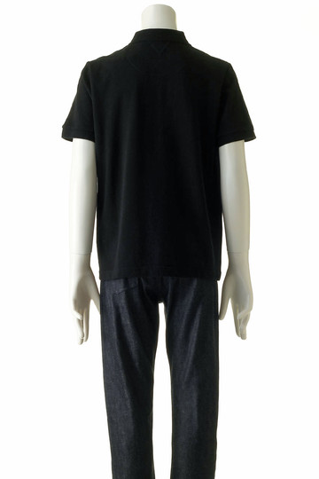 【MEN】ホース刺繍ポロシャツ ホワイトマウンテニアリング/White Mountaineering