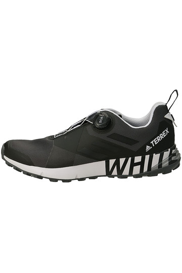 ホワイトマウンテニアリング/White Mountaineeringの【MEN】【WM×adidas】TERREX スニーカー(TWO BOA)(ブラック/WM1873802)