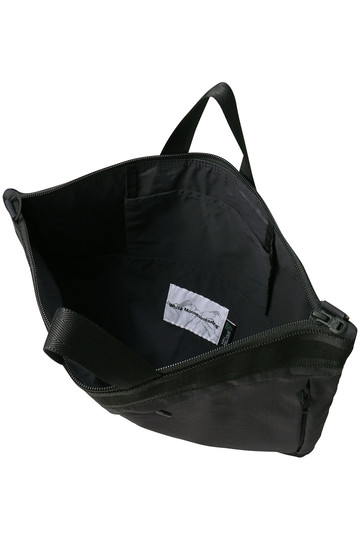 ホワイトマウンテニアリング/White Mountaineeringの【MEN】スペクトルマルチポケットヘルメットバッグ(ブラック/WM1873811)