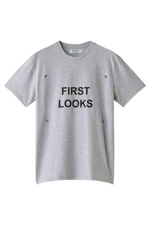 【ANNA K】メッセージロゴTシャツ アメリカンラグ シー/AMERICAN RAG CIE