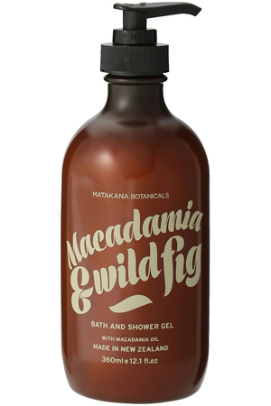 【MATAKANA BOTANICALS】SHOWER GEL アメリカンラグ シー/AMERICAN RAG CIE
