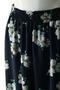 【navasana】フラワープリントスカート アメリカンラグ シー/AMERICAN RAG CIE