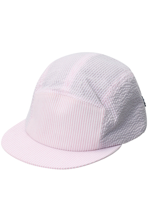 【MEN】【LAROSE】SEERSUCKER 5 PANEL アメリカンラグ シー/AMERICAN RAG CIE