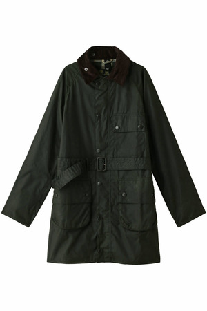 【MEN】【BARBOUR】SOLWAY ZIP SL アメリカンラグ シー/AMERICAN RAG CIE