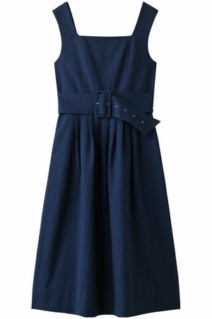【SEA】BELTED TANK DRESS アメリカンラグ シー/AMERICAN RAG CIE