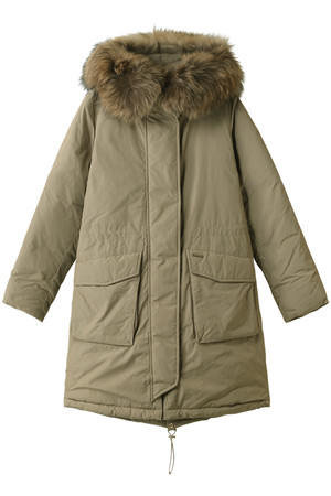 【WOOLRICH】W'S MILITARY PARKA アメリカンラグ シー/AMERICAN RAG CIE