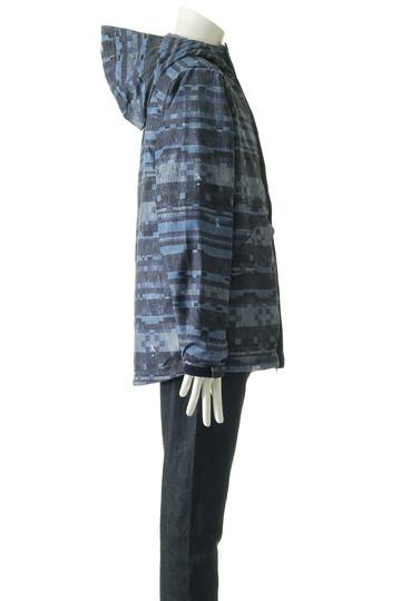 コロンビア/Columbiaの【MEN】ジャクソンヒルパターンドジャケット(ネイビープリント/PM5617)