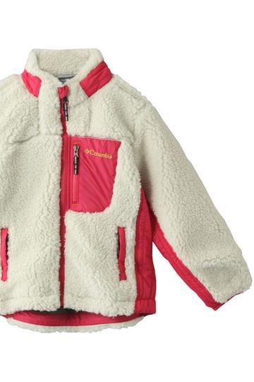 コロンビア/Columbiaの【kids】アーチャーリッジユースジャケット(オフホワイト/PY3012)