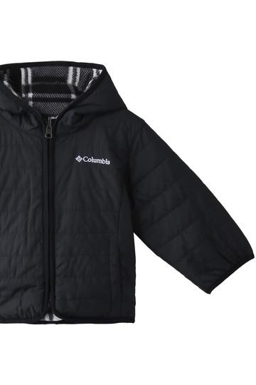 コロンビア/Columbiaの【kids】ダブルトラブルジャケット(リバーシブル)(ブラック/SC5505)