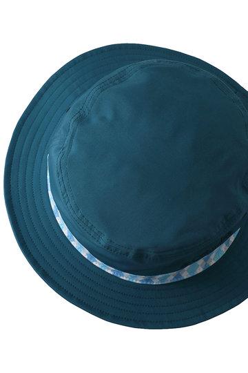 コロンビア/Columbiaの【UNISEX】【collaboration with mt】ウォルナットピークバケット/ハット(ブルー/PU5041)