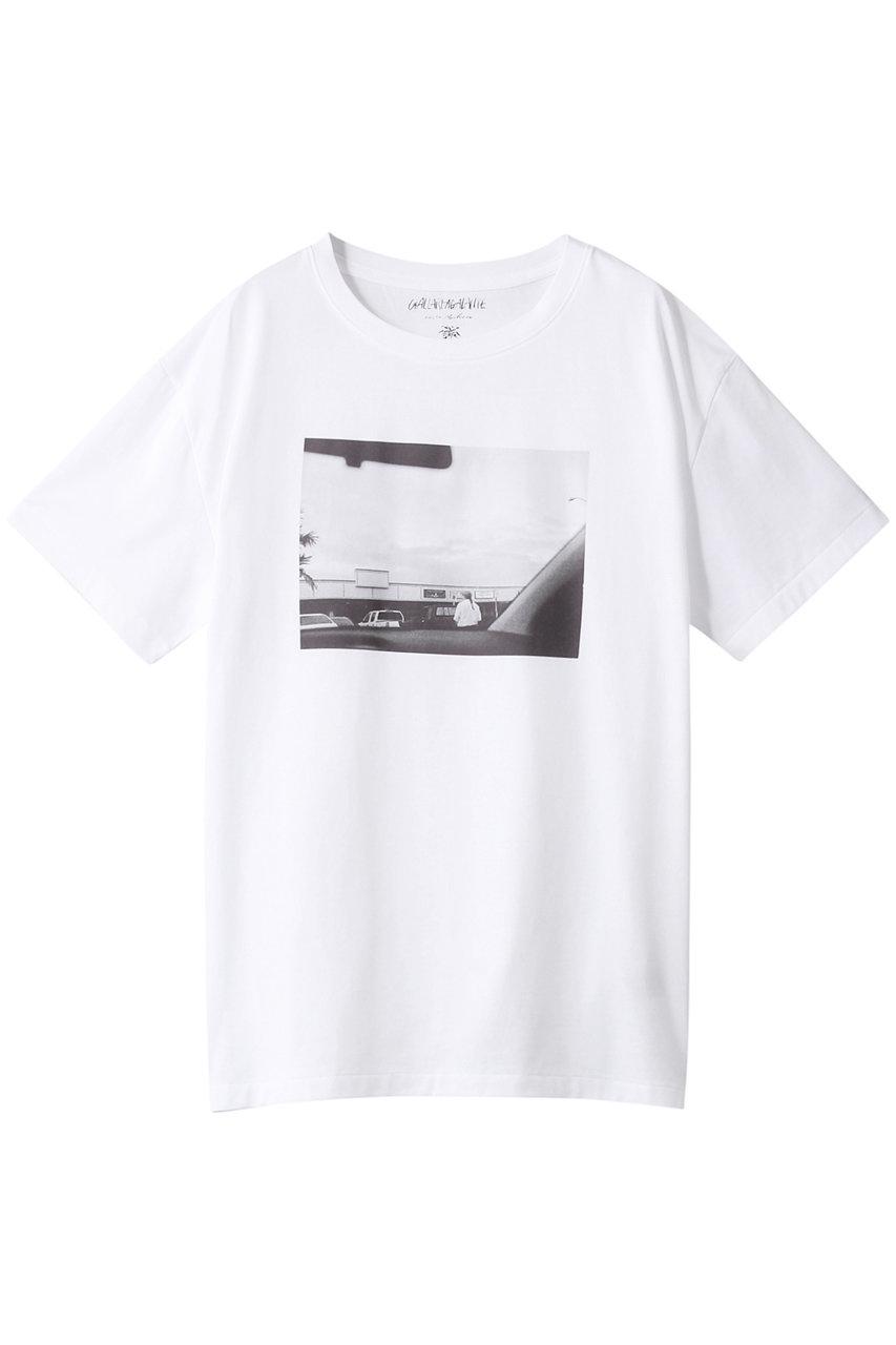 ガリャルダガランテ/GALLARDAGALANTEのグラフィックTシャツ(ブラック/71394392)