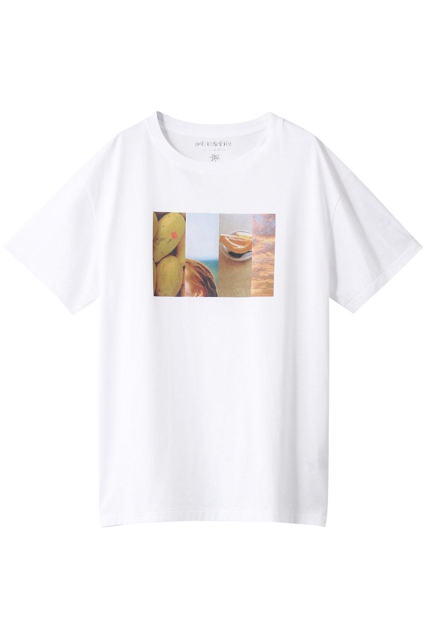 ガリャルダガランテ/GALLARDAGALANTEのグラフィックTシャツ(オレンジ/71394392)