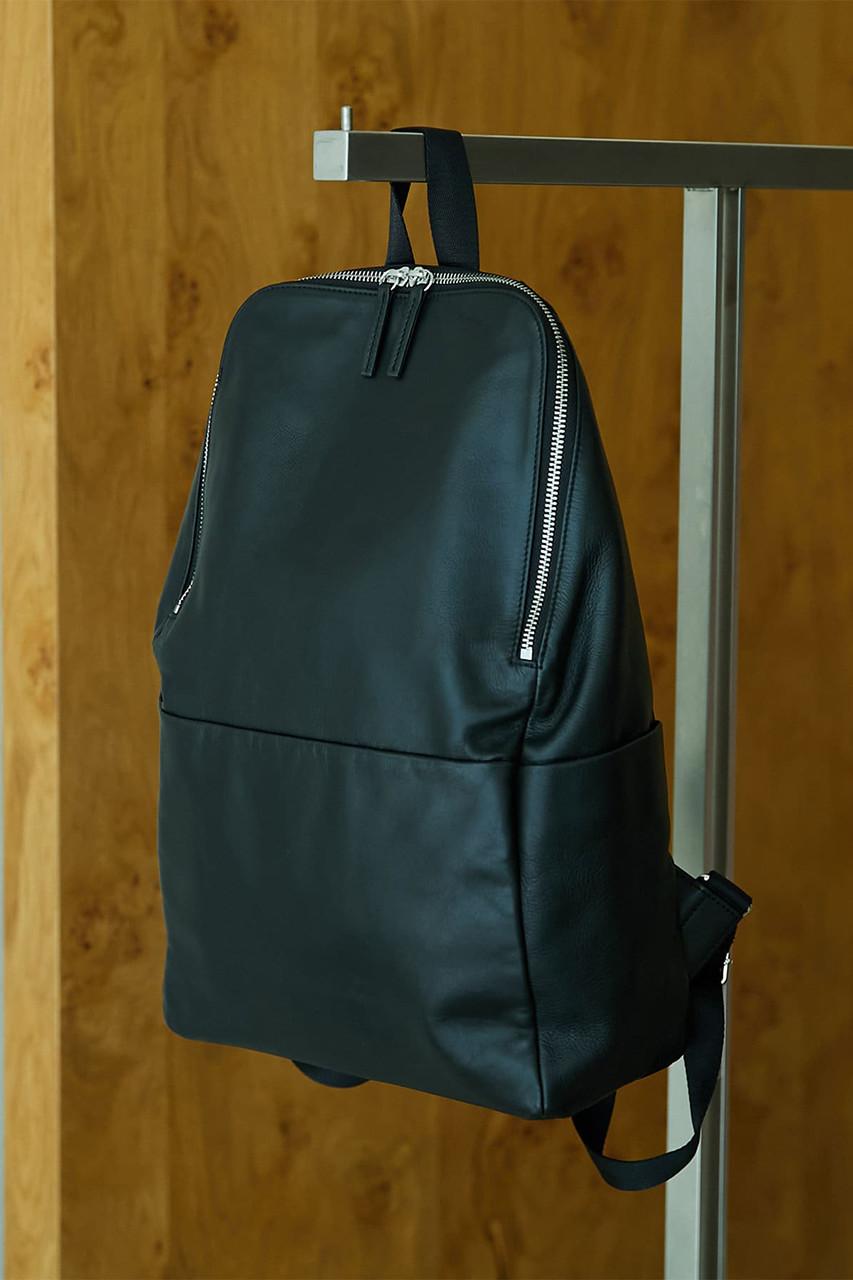 ガリャルダガランテ/GALLARDAGALANTEの【予約販売】レザーバックパック(ブラック/71518438)