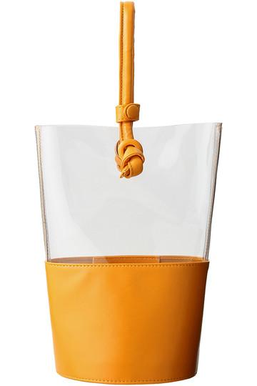 GALLARDAGALANTE ガリャルダガランテ ビニールバッグ オレンジ