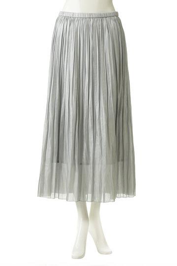 ガリャルダガランテ/GALLARDAGALANTEのシャイニープリーツスカート(ベージュ/71197343)
