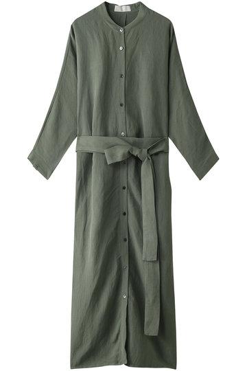 ガリャルダガランテ/GALLARDAGALANTEの2WAYリネン羽織ワンピース(グリーン/71200382)