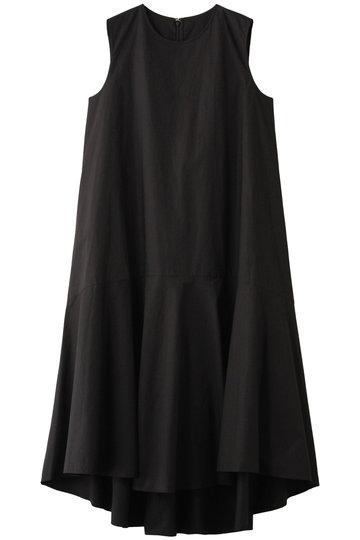 ガリャルダガランテ/GALLARDAGALANTEのぺプラムテントワンピース(ブラック/71200384)