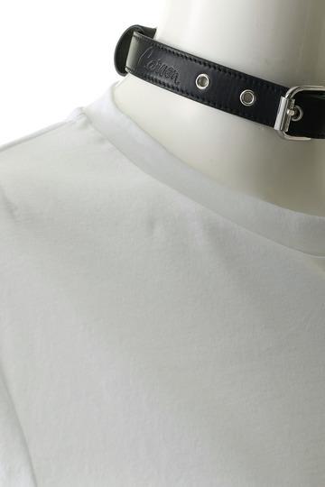 チョーカー付きTシャツ カルヴェン/CARVEN