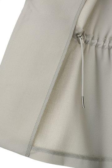 アドーア/ADOREのマットジョーゼットジャケット(ブラック/531-9150501)
