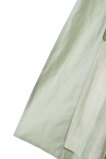 エンフォルド/ENFOLDのラミーローン ライトテーラージャケット(ライトグリーン/300CS230-2220)
