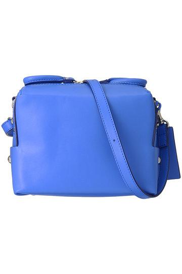 ポティオール/POTIORのONE PIECE MINI ショルダーバッグ(ブルー/NA-0161S)